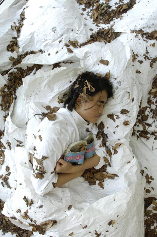 Duan Yingmei. China/Germany. White Dream. © Yingmei